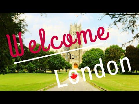 Город в Канаде ❤️ Лондон| EXPLORE CANADA
