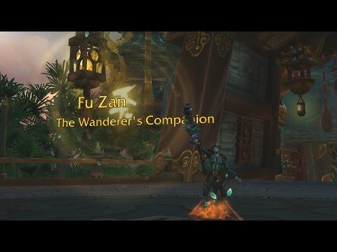 The Story of Fu Zan, the Wanderer'S Companion