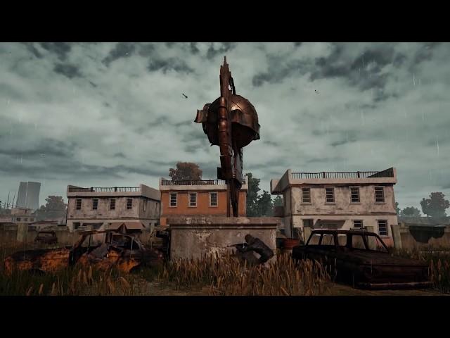 Trailer for PlayerUnknown's Battlegrounds