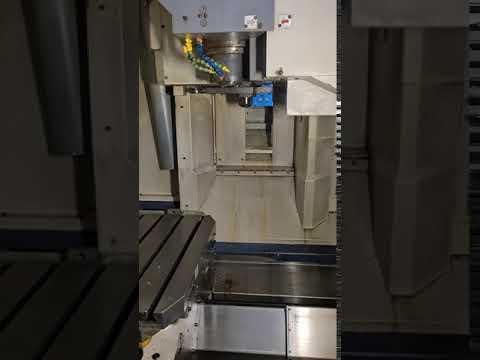 Centro Di Lavoro Verticale Rotopallet Mori Seiki GV 503 7