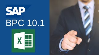 BPC 10.1 - Creating a report in SAP BPC 10.1 using the Excel Client (Level 2)
