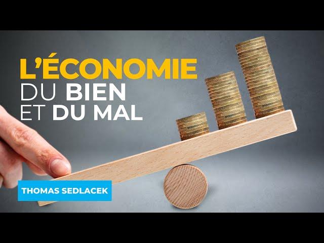 """T.Sedlacek : L'économie du bien et du malTomas Sedlacek, économiste, ancien conseiller de Vaclav Havel, auteur du best-seller international """"L'économie du bien et du mal"""", montrant que l'économie – aujourd'hui transformée en une série d'équations et d'analyses rationnelles basées sur l'intérêt individuel, sinon l'égoïsme – est en fait un choix moral entre cet égoïsme et le bien commun. Il a également théorisé […]"""