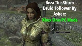 Skyrim SE Xbox One Mod|Divine Skins For Men And Women - Самые лучшие