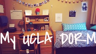 11:47 My UCLA Dorm: Room Tour: | Deluxe Double In GARDENIA | THE TRANSFER  DORM Part 96