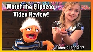FLIPAZOO TOY VIDEO-TOY WORLD WEEKLY