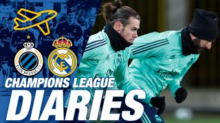 Champions League diaries |  Club Brugge vs Real Madrid (Day One)