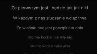 Piotr Cugowski   Kto Nie Kochał (TEKST)