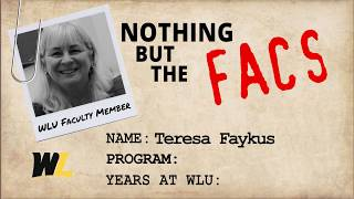 Nothing but the FACs with Teresa Faykus