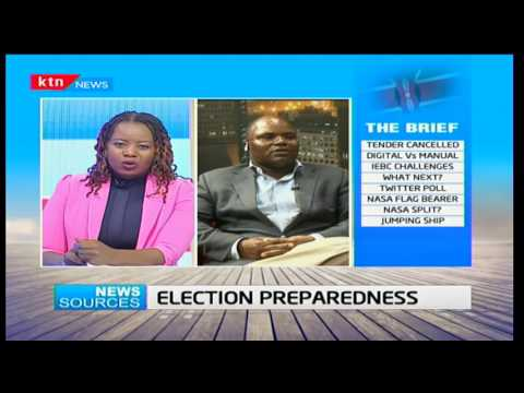 News Sources: Elections preparedness - 22/3/2017 [Part 2]