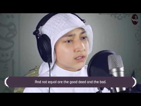 Heart Touching Quran Recitation I The afghan boy  Idriss Hachimi