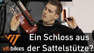 Interlock Sattelstützenschloss sicher genug? - vit:bikesTV