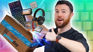 Best Amazon Prime Day Tech Deals! 🔥 (New Links Updated Day 2)