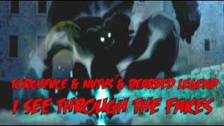 TORCHFVCE - I SEE THROUGH THE FAKES (Ft. NVTVS & BEARDED LEGEND) [Prod. NVTVS]