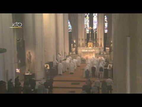 Vêpres et messe à St-Gervais du 26 avril 2019
