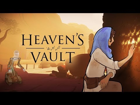 Heaven's Vault - official trailer thumbnail