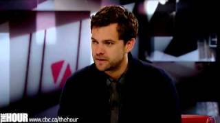 Joshua Jackson - The Hour with George Stroumboulopoulos 19/01/09