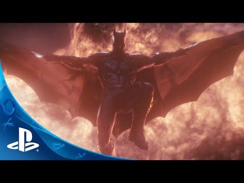 [PS]Trailer mới của Batman: Arkham Knight Announce, nói chung là hay ạ, có điều bộ áo của Batman càng ngày càng giống iron man