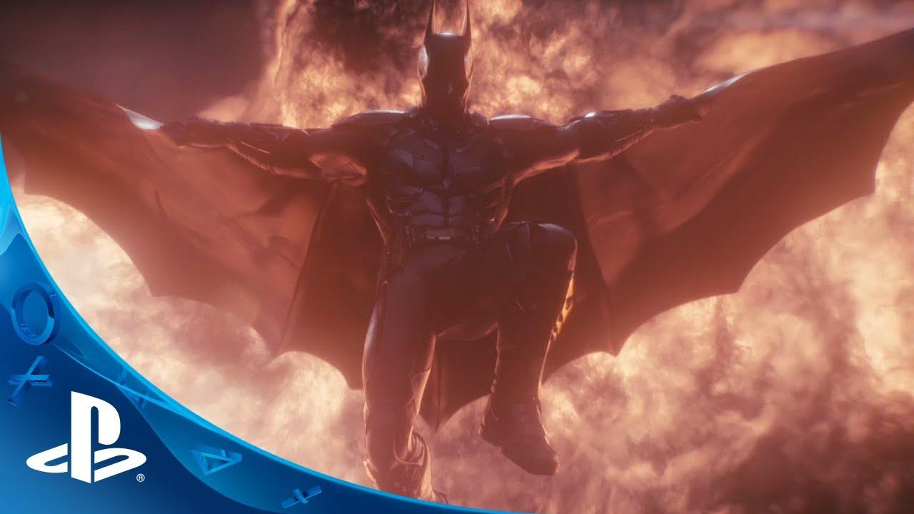 Batman: Arkham Knight  en camino al PS4 este año