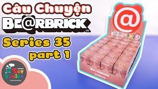 Mở 12 hộp Be@rbrick Series 35 và thành quả không thể tin được ToyStation 375