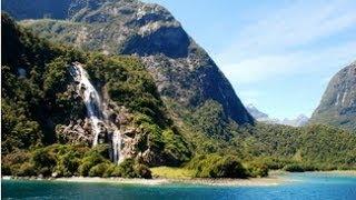 Супер фильм! Дикая природа Новой Зеландии. Природные парки.
