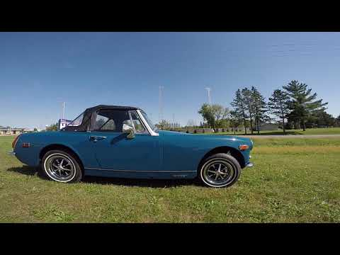 Video of Classic '72 Midget located in Watertown Minnesota Offered by Hooked On Classics - OS74