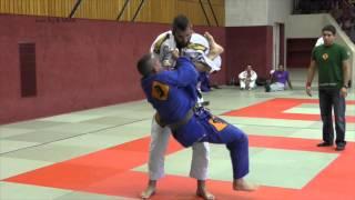 Icon Swiss Cup 2015 - Black & Brown Belt Absolute - Danny Vs Juka