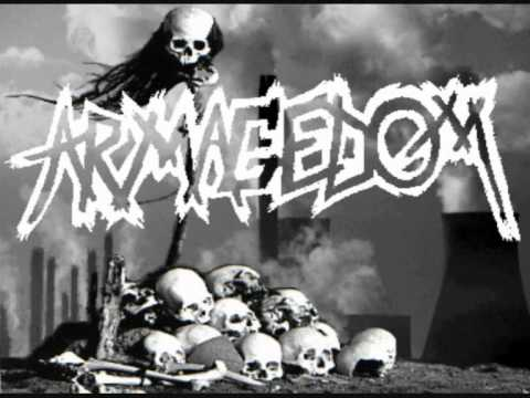 Armagedom - New song Esquizofrênico