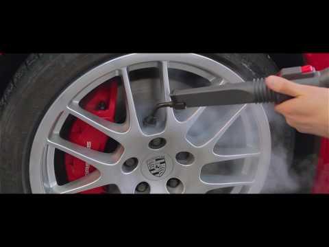 Профессиональный пылесос Becker VAP-3 Video #3