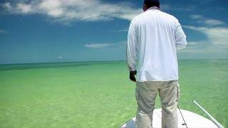 Saltwater Fly Fishing for Bone Fish in the Florida Keys