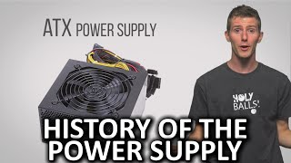 History of Computer Power Supplies