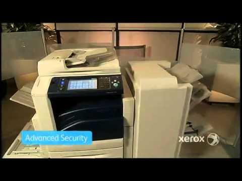 Prezentare video Xerox Workcentre 7830