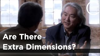 Michio Kaku - Are there Extra Dimensions?