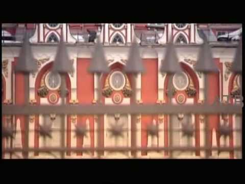 Танец в храме в москве