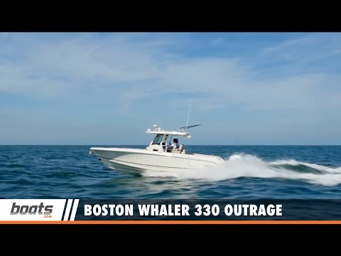 Boston Whaler 330 Outragevideo