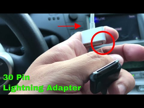 ✅  How To Use iPhone 30 Pin Adapter to Lightning Review