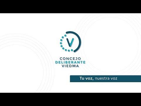 Concejo Deliberante, viedma, SESION EN VIVO