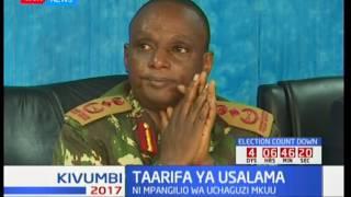 Kivumbi2017: Feri mpya yawasili Mombasa