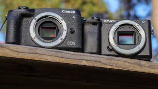 Canon EOS M6 Mark II vs Sony a6400: Welche ist die bessere Kamera?