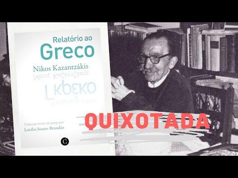 Relatório ao Greco, de Nikos Kazantzakis