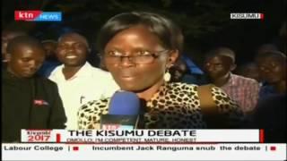 Kivumbi2017: Mahitaji ya Kisumu (Sehemu ya nne)