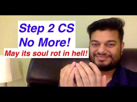 USMLE Step 2 Clinical Skills No More!