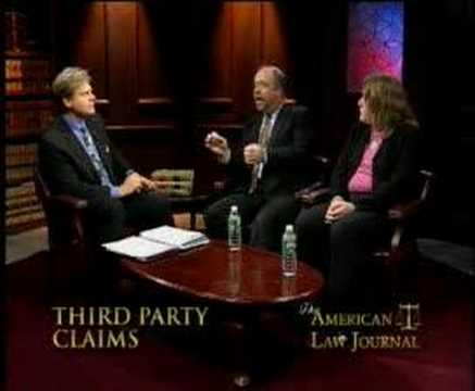 Catastrophic Injuries: George Badey on The American Law Journal - Clip
