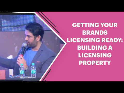 How to build a Licensing Property?