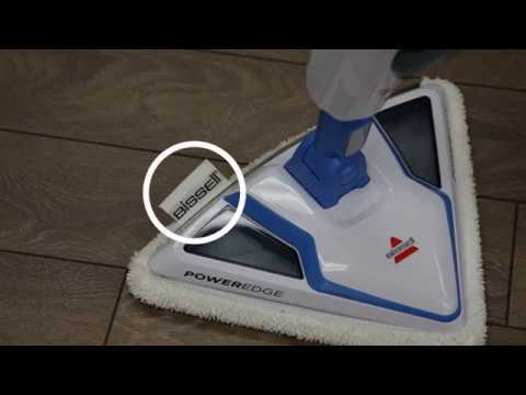 Poweredge Lift Off 174 Steam Mop Hard Floor Cleaner