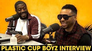 Plastic Cup Boyz Talk New Special And Docu-series, Na'im's Acne, Katt Williams, Kevin Hart + More