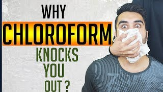 Why Chloroform Knocks You Out !!!
