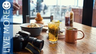3 Insta Tips for the best food pictures