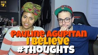 Pauline Agupitan   I Believe (Fantasia) Reaction Pt.2 #Thoughts