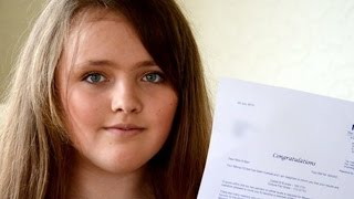 12 Yr Old Girl Scores Higher IQ Than Albert Einstein & Stephen Hawking