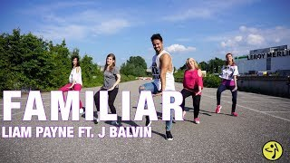 Liam Payne, J. Balvin   Familiar  ZUMBA ZIN 75